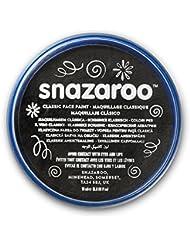 Snazaroo Kinder - Schminkfarbe, 18ml - Topf  Schwarz