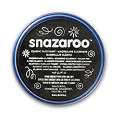 Idea Regalo - Snazaroo - Colore Per Viso 18Ml  Nero