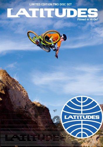 【マウンテンバイク DVD】 Latitude(ラティチュード) 輸入版 [DVD] Latitude Dvd