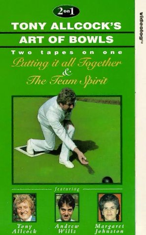 tony-allcocks-art-of-bowls-putting-it-together-vhs-uk-import