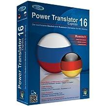 Power Translator 16 Express Deutsch-Russisch