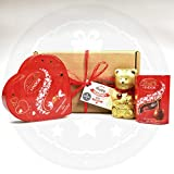 Lindt Chocolate Small Love Box – By Moreton Gifts –...