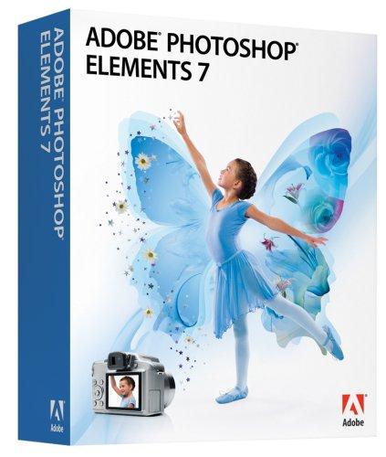 Adobe Photoshop Elements 7 WIN