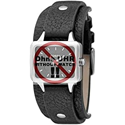 Fossil Watch Strap Quick Release L JR9756Original Replacement Band Jr 975613mm Black Leather Watch strap