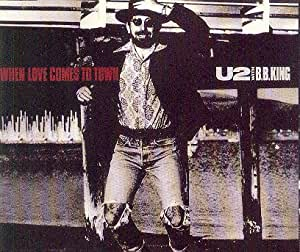 When Love Comes to Town / Dancing Barefoot / God Part III [RARE] (UK Import)