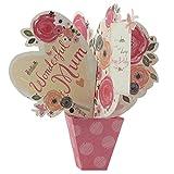 Hallmark Geburtstagskarte für Mütter, mit englischer AufschriftLove Today and Always, mittelgroß, M