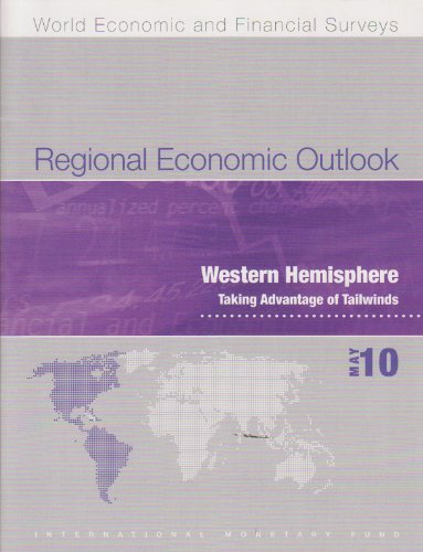 Regional Economic Outlook: Western Hemisphere, April 2010 (World economic and financial surveys) by International Monetary Fund (2010-05-30) par International Monetary Fund