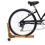 SAMs Bambus Fahrrad Abstell Ständer Halterung Stand universell handgemacht Unikat, MBFS