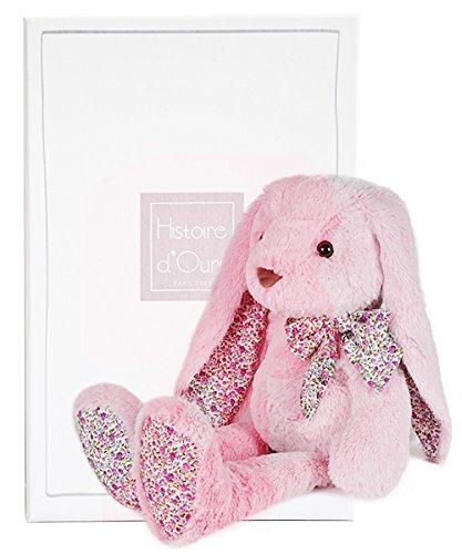 histoire-dours-peluche-copains-calins-lapin-rose-50-cm
