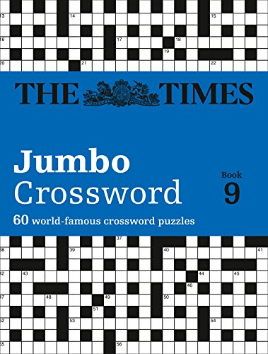 The Times 2 Jumbo Crossword Book 9 (Crosswords) por The Times Mind Games, John Grimshaw, Times2