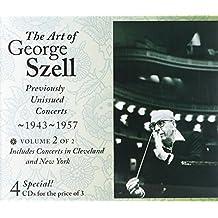 The Art of George Szell - Unveröffentl. Konzerte 1943-1957