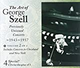 The Art of George Szell - Unveröffentl. Konzerte 1943-1957