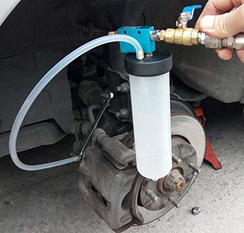 Auto-Auto-Bremsflüssigkeits-Ölwechsel-Ersatz-Werkzeug Hydraulische Kupplungsölpumpe-Öl-Entlüfter-Leerer Austausch Entleerte Installationssatz