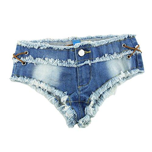 radiancy-inc-pantalon-corto-para-mujer-azul-azul-medium
