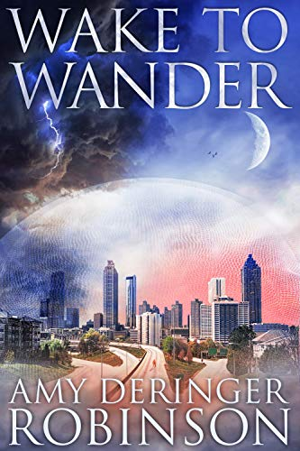 Wake to Wander (English Edition) par [Robinson, Amy Deringer]