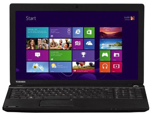 Toshiba Satellite Pro C50-A-1DV 15.6-inch Laptop (Intel Core i3-3110M 2.4 GHz Processor, 4 GB RAM, 1TB HDD, DVD-SM DL, LAN, WLAN, BT, Webcam, Integrated Graphics, Windows 8.1)