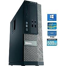 DELL OptiPlex 390Windows 10profesional 64bits Intel Core i34GB RAM disco duro de 500