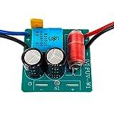 TOOGOO 60W 2 vie Audio Speaker Divisore di frequenza Treble Bass Accessorio crossover TWS 2 unita'