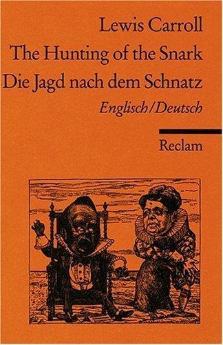 Buchseite und Rezensionen zu 'Die Jagd nach dem Schnatz. by Lewis Carroll(1996-02-29)' von Lewis Carroll