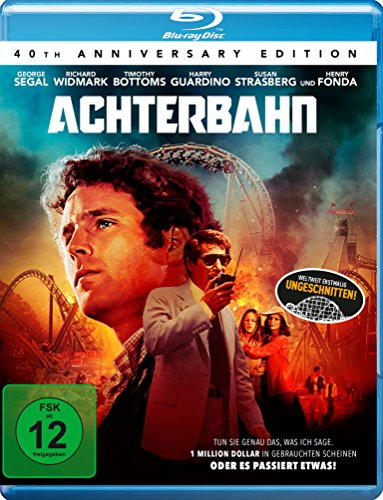 Achterbahn - 40th Anniversary Edition [Blu-ray] (40th Anniversary Farbe)