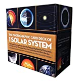 Image de The Photographic Card Deck of the Solar System: 126 Cards Featuring Stories, Scientific Data, and Big Beautiful Photographs of All the Planets, Moons,