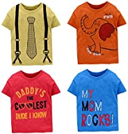 NammaBaby Baby Boys' T-Shirt (Pack o
