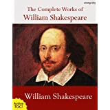 The Complete Works of William Shakespeare [with active TOC] (English Edition)