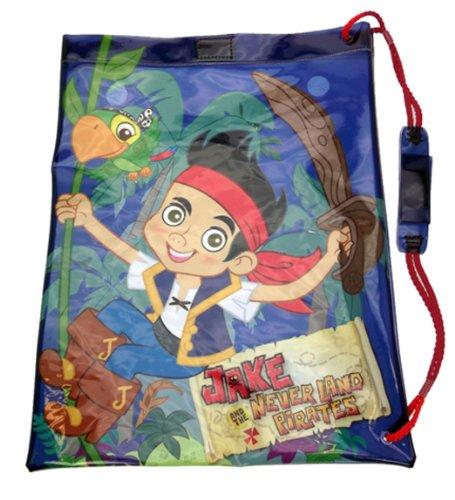 Disney Rucksack, Motiv ausJake und die Nimmerlandpiraten (Jake Taschen Kids)