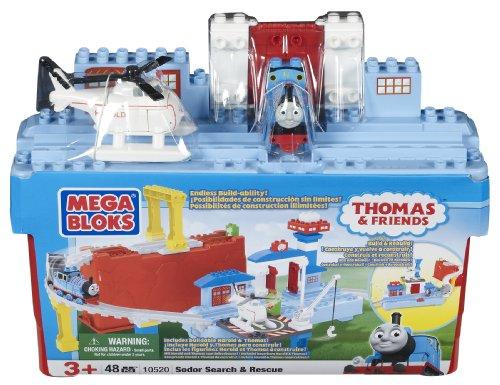 Mega Bloks - 10520U - Set construcción - Búsqueda