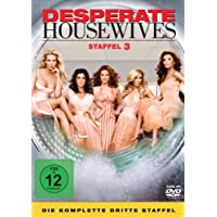Desperate Housewives - Staffel 3: Die komplette dritte Staffel