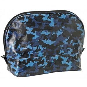 Safta Neceser Moos Blue «Camo» Oficial Mediano, 320x120x230mm