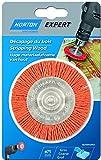 Norton 66254432957Scheibenbürste Nylon für ABBEIZEN des Holz, orange, 75mm