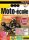 Moto école: formation complète - édition 2009