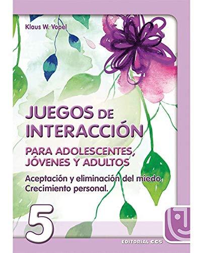 JUEGOS DE INTERACCION/5 par Klaus W. Vopel