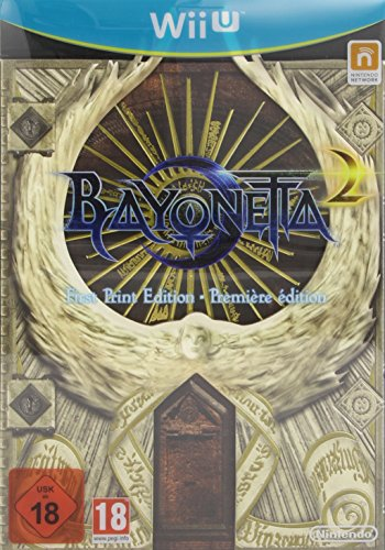 Bayonetta 1+2 (First Print Edition)