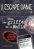 Escape Game de Poche - Dans les Griffes de la Mafia- Cahier de vacances