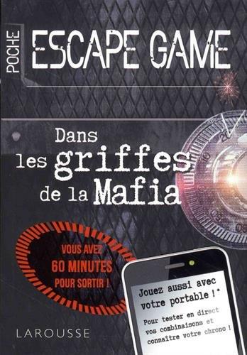 Escape Game de Poche - Dans les Griffes de la Mafia- Cahier de vacances par Nicolas Trenti