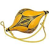 Smarcent Ballon de Boxe Vitesse Entraînement Ball Double-extrémité MMA Speed...