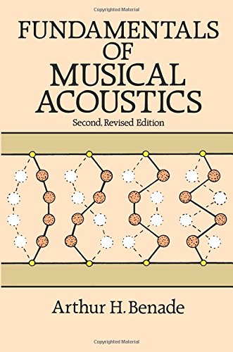 Fundamentals of Musical Acoustics (Dover Books on Music)