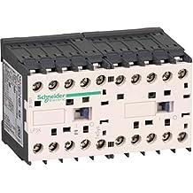 Schneider elec pic - pc7 01 02 - Minicontactor inversor 20a 4 polos 24v corriente continua bajo consumo