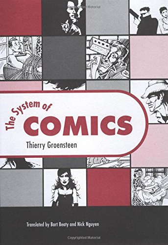 The System of Comics por Thierry Groensteen