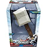 Marvel deco applique murale veilleuse en relief motif for Lampe decoration murale 3d marteau thor