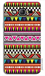 Aztec Tribal Case for Samsung On7