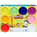 Hasbro Play-Doh a7923eu6 – Arc-en-ciel, Lot de 8