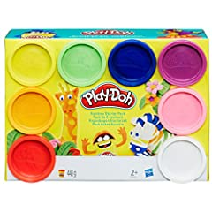 Idea Regalo - Hasbro Play-Doh Play-Doh - RAINBOW PACK