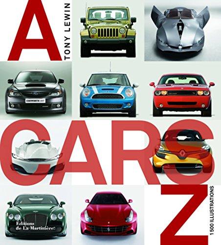 AZ cars par Tony Lewin