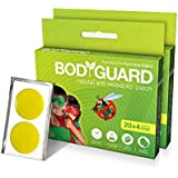BodyGuard Natural / Herbal Insect & Mosquito Repellent Patches. (Buy Pack Of 40, Get 8 Patches Free – Total 48 Anti Mosquito Patches). BodyGuard : Herbal Premium Anti Mosquito Patches For Safe & Natural Protection From Mosquitoes.