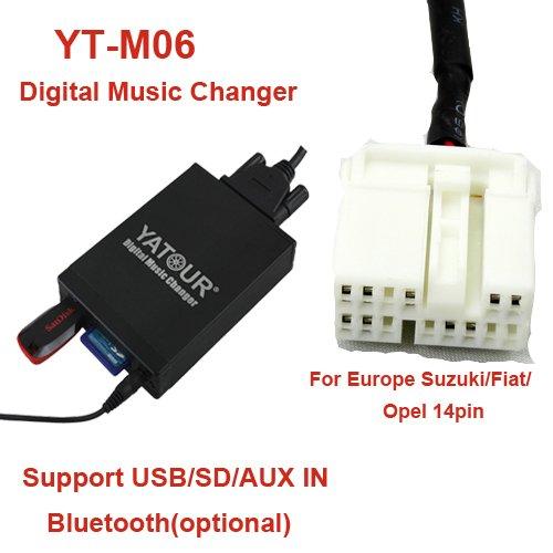 yatour-adattatore-usb-sd-aux-mp3-per-suzuki-sx4-swift-grand-vitata-ignis-jimny-liana-wagon-r-per-le-