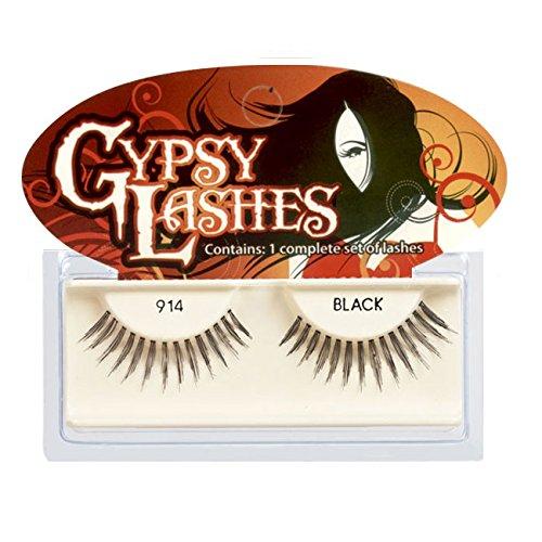 GYPSY LASHES False Eyelashes - 914 Black