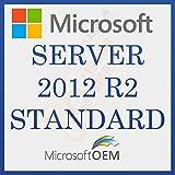 MS Server 2012 R2 Std, 2Core   Con Factura   Versión Completa, Licencia Original de por vida, código de activación de la licencia de correo electrónico y tiempo de entrega del mensaje: de 0 a 6 horas
